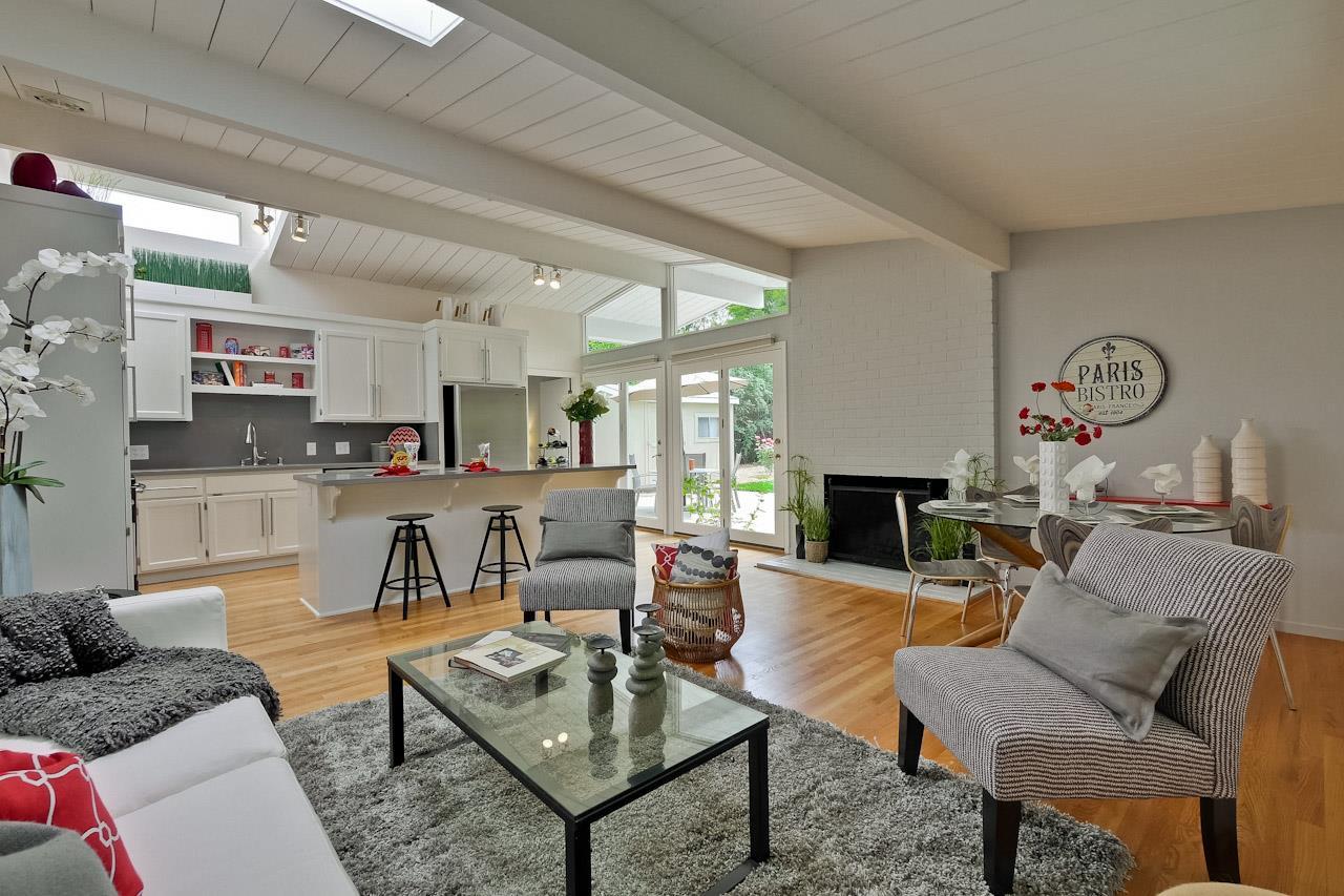 Sold 3707 Starr King Cir Palo Alto 94306 Eichler Homes