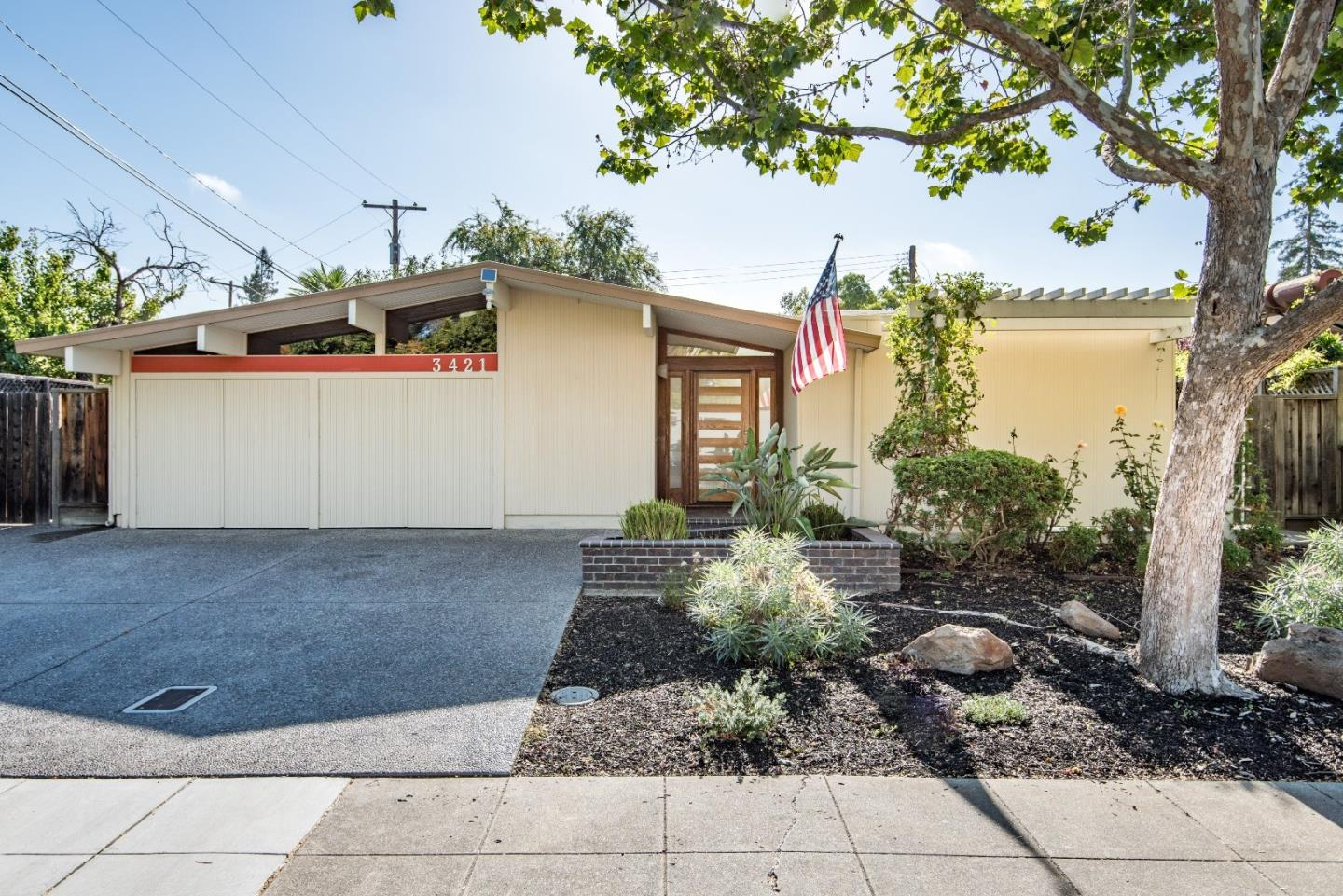 Sold 3421 Greer Rd Palo Alto 94303 Eichler Homes Realty