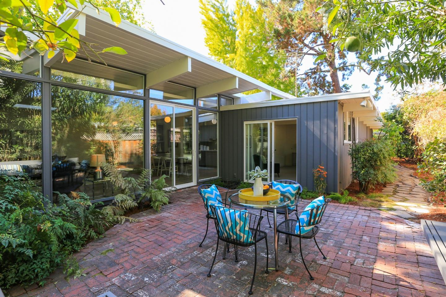 Sold 355 Parkside Dr Palo Alto 94306 Eichler Homes Realty