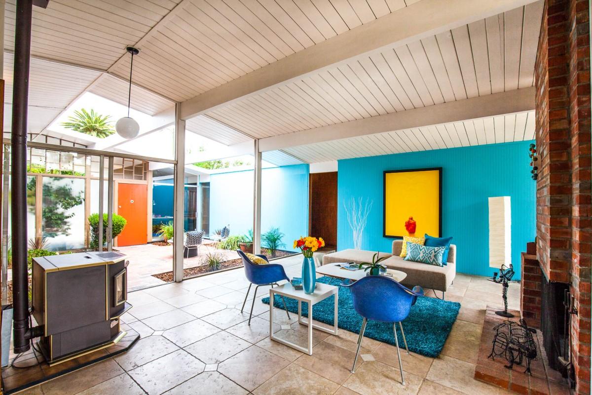 Eichler homes realty presents 4676 mossbrook cir san for Eichler house