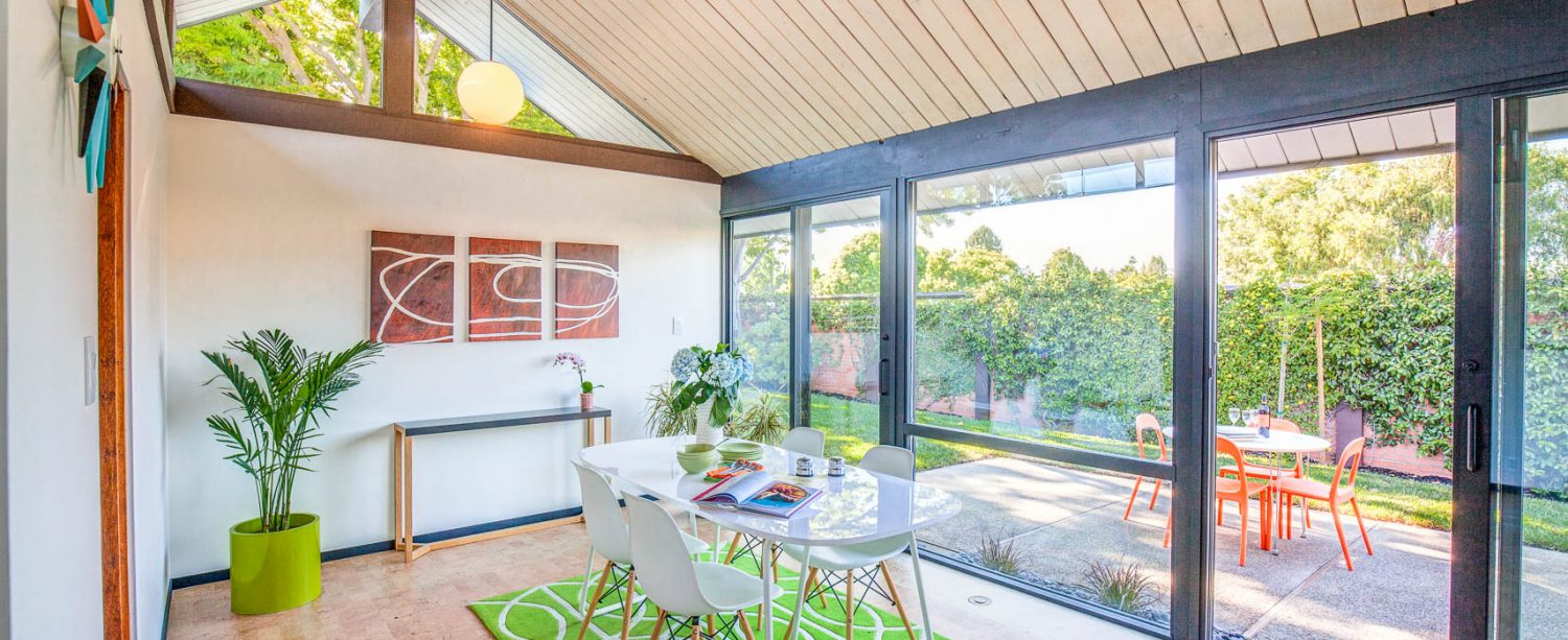 Eichler Homes Realty Where Modern Living Starts In The
